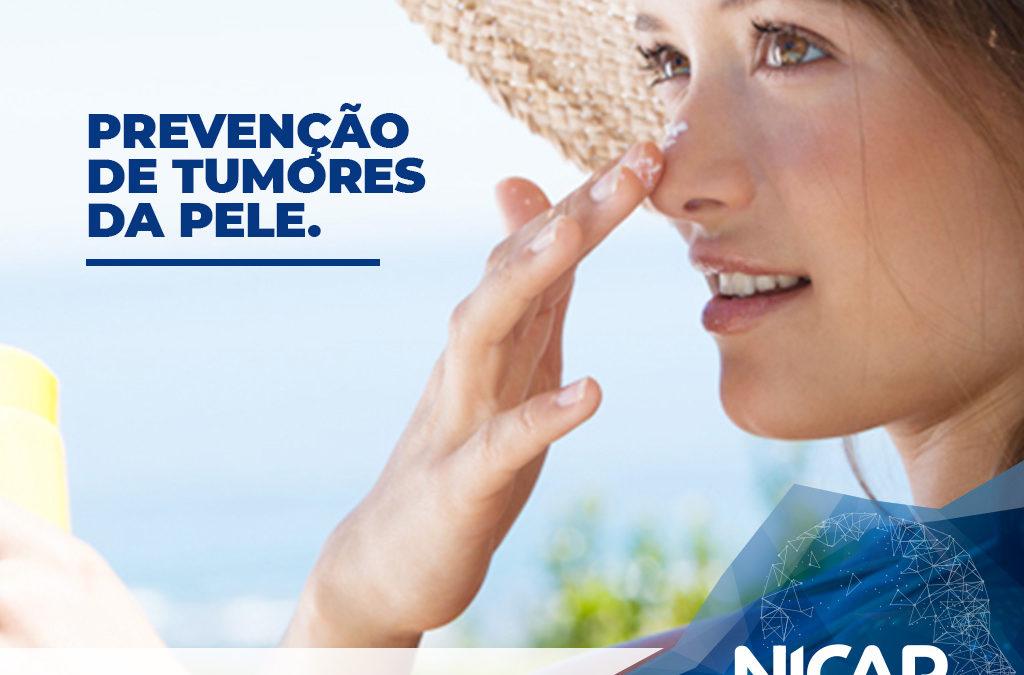 Prevenção de Tumores de Pele