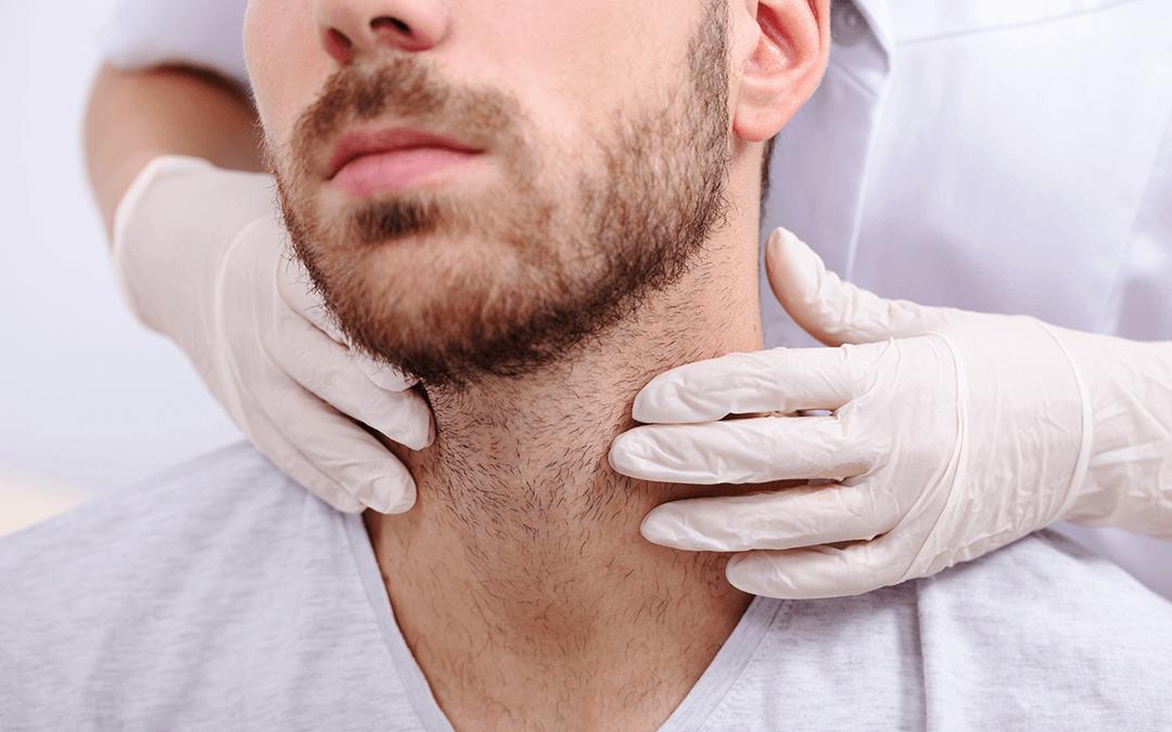 Como é realizado o Esvaziamento Cervical